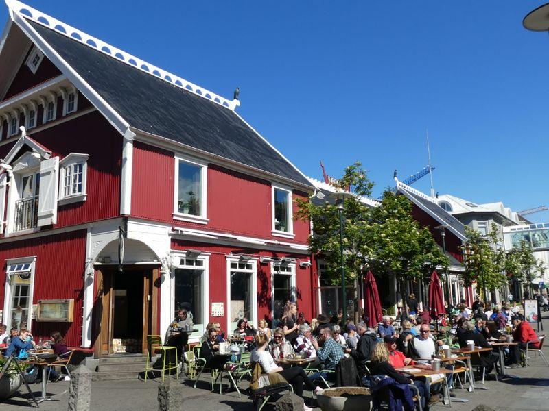 Reykjavík - korte reizen IJsland