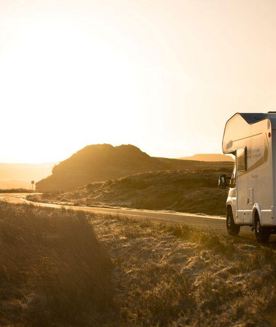 Rondreis camper Schotland