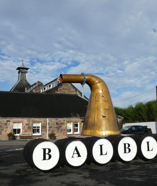 Whisky reizen Schotland