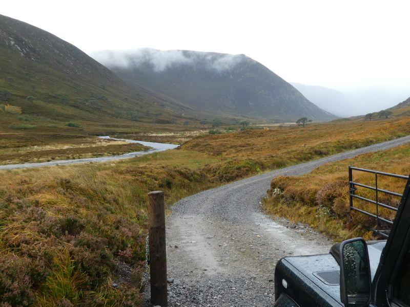 Whisky rondreis; The Highlands