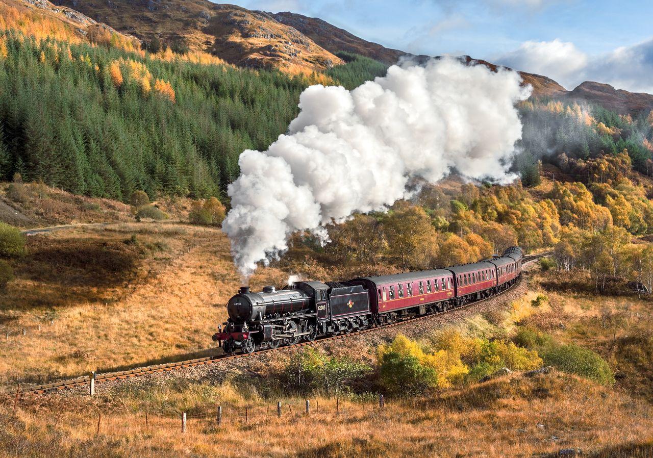 Jacobyte Steam Train - Harry Potter reizen