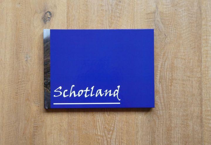Fotoboek Schotland