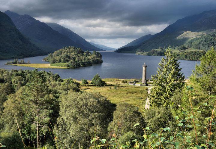 Reizen Schotland