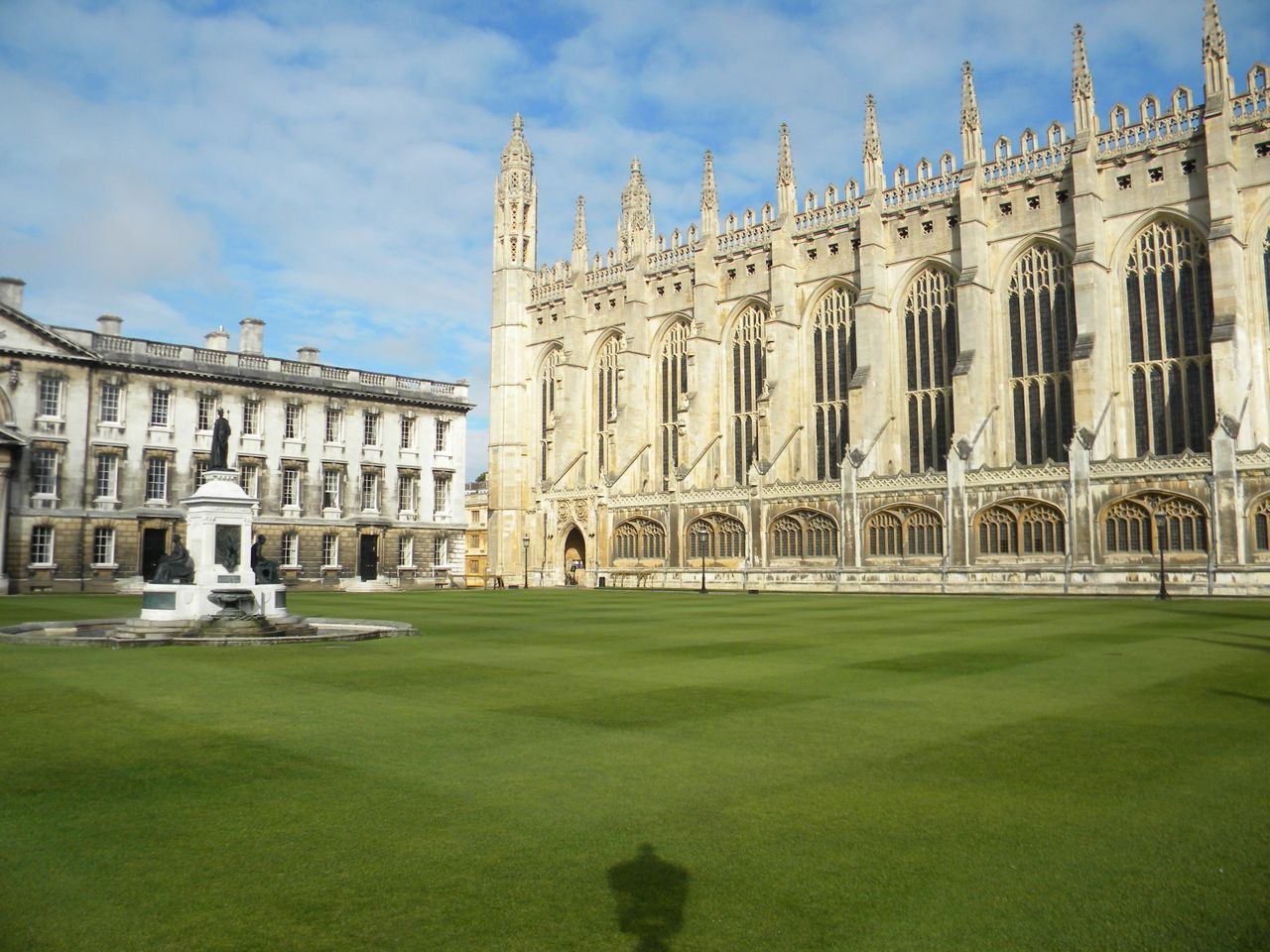 Reizen Engeland | Cambridge | King's College Chapel