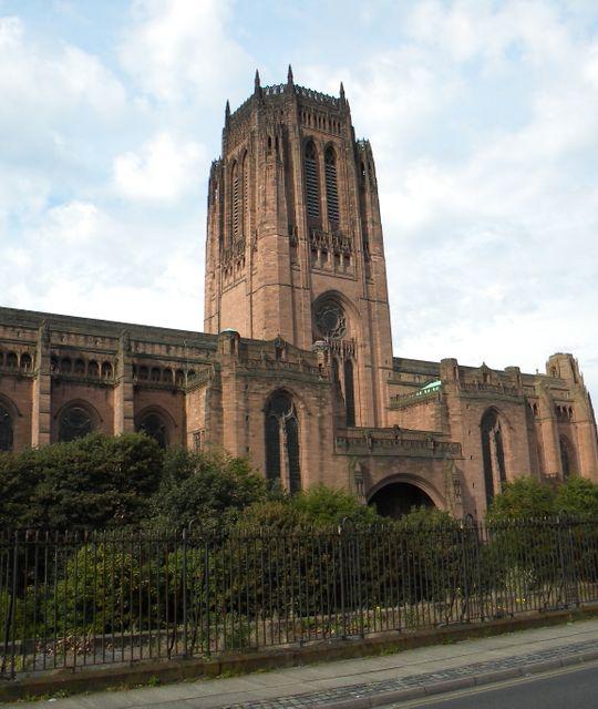 Beatles reizen Liverpool