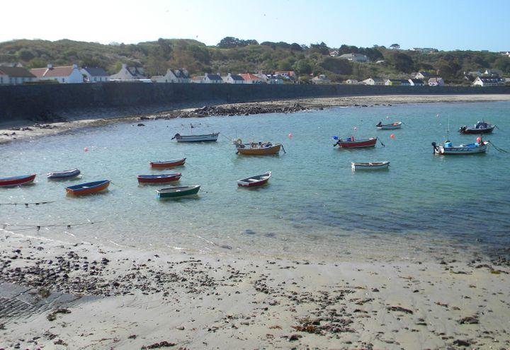 Vakantie Guernsey
