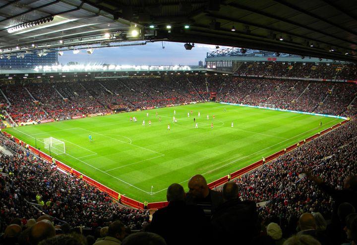 Voetbalreizen Man Utd