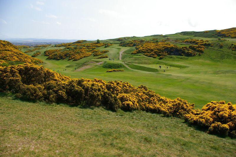 Golf Break Edinburgh