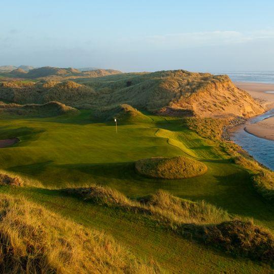 Golfreizen Schotland